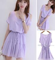 Free Shipping  2014 summer chiffon skirt foreign trade bottoming lace strapless beach dress skirt dress
