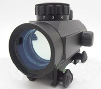 Walther 1x35 mm Tactical Red&Green Dot Sight Rifle Scope 20mm Rail Base