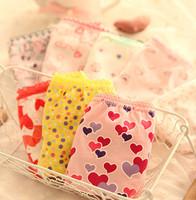 for girls underwear child briefs panties baby  girl panties wholesale high quality short panties children under wear 4pcs/lot