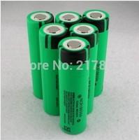 2PCS/LOT 100% New Original18650 3.7V  3100mah  NCR18650B Lthium  Battery
