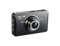"2014 Car DVR GT500 Full HD 1080P 3 .0"" LCD Car black box Recorder with G-sensor WDR Night vision Car Video Recorder car cam"