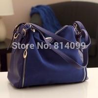 3 Colors HOT Free Shipping 2013 New Arrival Women Handbag Leather Shoulder Bag Women's Messenger Bag