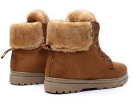 PU Women's Outdoor Flat Heel Snow Boots (More Colors) x085