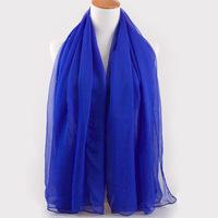 shawl Factory Direct Plain thin section long Scarf Solid beach towel Oversized chiffon scarf Shawls Wholesale 150*70cm