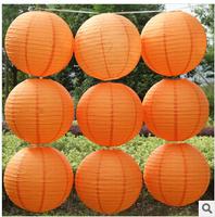 (25pcs/lot) 8''(20cm)Free shipping Chinese paper lantern lamp festival&wedding decoration