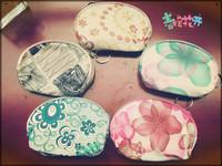fashion Zipper Coin Wallet fashion coin purses change purse cute coin purse bag women wallets. women clutch
