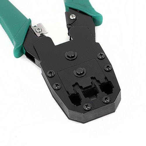 Сетевой инструмент New RJ45 RJ11 RJ12 CAT5 Lan PC NW5241 rj45 rj11 rj12 cat5 lan network tool kit cable tester crimp crimper plier