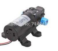 Professional DC 12V 60W car vehicle high pressure automatic high pressure Pump, Micro diaphragm water pump