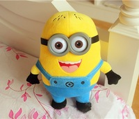 Despicable ME Movie Plush 3D eyes Toy, 30cm Minions Jorge Stewart Dave NWT with tags Free Shipping