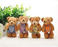 1 piece free shipping Aromatherapy Bear Toy 10cm decorative ornaments
