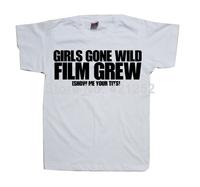 Tyler The Creator T Shirt OFWGKTA Odd Future OFWGKTA - Cover White T shirt