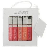 C---d limited edition lip gloss lips close 5 piece set gift box 5ml small-sample free shipping
