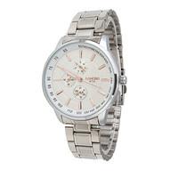 LONGBO Brand Hot Promotions 4 Colors New Top Luxury Fashion Casual Men Sport Waterproof Steel Quartz Watch 8733