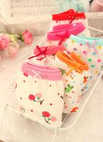 Wholesale 12 pcs Baby Girls Fashtion Underwear 100% Cotton Cute Cartoon Panties For Children Soft Cotton Briefs