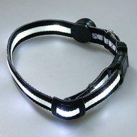 Glow LED Cat Dog Pet Flashing Light Up Safety Collar,Luminous LED Dog Collar, 7 colors choice, 5pcs/lot,freeshipping