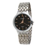 LONGBO Sport Brand Hot Promotions Top Luxury New Fashion Jewelry Casual Rhinestone Men Steel Quartz Watch 8811A