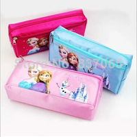 Frozen Pencil Bags Frozen Olaf Bags Elsa & Anna Frozen stationery bags (2small bags) 12pcs/lot