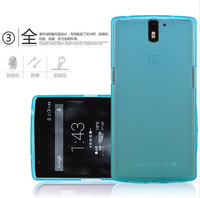 Fashion Candy Color Series Soft Transparent Ultra-thin TPU Case oneplus one protective case