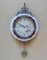 Wooden Timekeeper High Quality  Single Clock Wall Clock Vintage