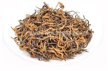 50G WuYi Golden Eyebrow Organic JinJunMei Black Tea ,WuYi BoheaFree shipping