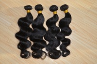 XBL 6A cambodian virgin hair wavy cheap cambodian hair 3pcs lot free shipping cambodian human hair can be match with closure