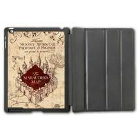 For iPad 2 3 4/iPad 5 Air/iPad Mini Harry Potter Marauders Map Protective Smart Hard Cover Leather Case  (Free Shipping)