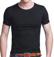TUTS14238,2014 New men's fashion t-shirts personalized t-shirt Slim cotton collar O-neck T-shirt brand men Slim,free shipping