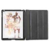 For iPad 2 3 4/iPad 5 Air/iPad Mini Miami Heat MVP LeBron James Protective Smart Cover Leather Case  (Free Shipping)