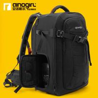 Double-shoulder camera bag professional slr camera bag camera backpack a2116