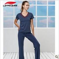 Plus size yoga clothes set fitness aerobics clothing callisthenics yoga clothing