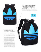 2014 the new special offer fashionable korean edition cute printing canvas backpack student gift school bags preppy style bag
