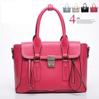 New 2014 Fashion Desigual Brand Leather Women Handbag Shoulder Bags Women Messenger Bags Totes