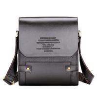 2014 New high quality classic designer brand men handbags shoulder bag business casual retro men messenger bags