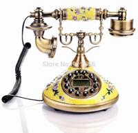 Telefono Vintage Retro Telephone Decoration For Home