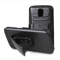 1pcs Belt Clip Holster Rugged Hybrid Hard Case For LG Volt / LS740 /F90  Hybrid Combo Silicon+Hard Plastic PC Case Free Shipping