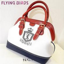 uccelli di volo ! 2014 marca famosa borsa delle donne sacchetti di spalla messenger borse donna cuoio della borsa nuovo caldo LS1870(China (Mainland))
