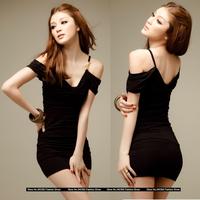 2014 summer new Sau San package hip  sexy nightclub ladies fashion dresses club
