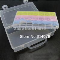 BST R529 21 lattice Transparent plastic storage box