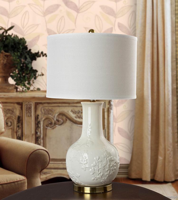 abajur de cerâmica quarto abajur abajur jardim lâmpada creative moda iluminação decorativa(China (Mainland))