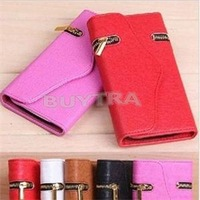 2014 New Elegant Case For iPhone 4/Zipper Mobile Phone Case/Desiner Portable Shock Proof Cell phone Cover