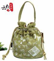 Chinese Style 2014 New Fashion Yunnan Ethnic Double Zipper Zero Vintage Mini Purse Handbag Wholesale