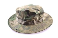 Tactical Fishing Hunting Army Marine Bucket Jungle Cotton Military Boonie Hat  Camo Color A-TACS