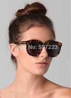 KW  sunglasses female star 2014 new  ancient ways polarized glasses Round sunglasses super sunglasses female tide
