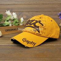 Hit! Men Women Outdoor Sports Baseball Golf Tennis Hiking Ball Cap Hat  with 3D Letter New
