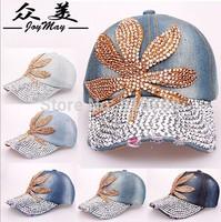 2014 big snapback diamond Hats caps 4 different styles top quality men women sun sades hat cheap free shipping