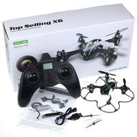 Hubsan X6 H107C 2.4G 4CH 6 Axis Gyro RC Quadcopter With Camera FPV RTF