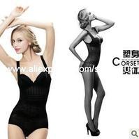 Waist Cincher Body Shaper Women Magic Slimming Underwear Women Bodysuit Ladies Summer Shaping Shaper Size Free Shipping