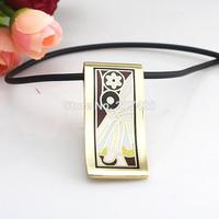 Newest Peacock's Eye Design Enamel Jewelry Pendant Necklace,1pcs/pack