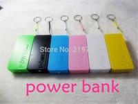 Power Bank 2 generations Perfume design mobile power 5600MAH Universal 18650 USB External Backup Battery charger 20pcs free ship