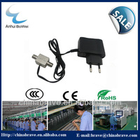 2014 best selling high quality and low price MMDS down converter power supply with 18V/0.3A European style